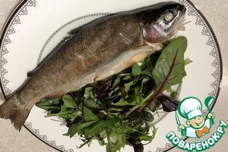 Рецепт: Рыба «Тай»