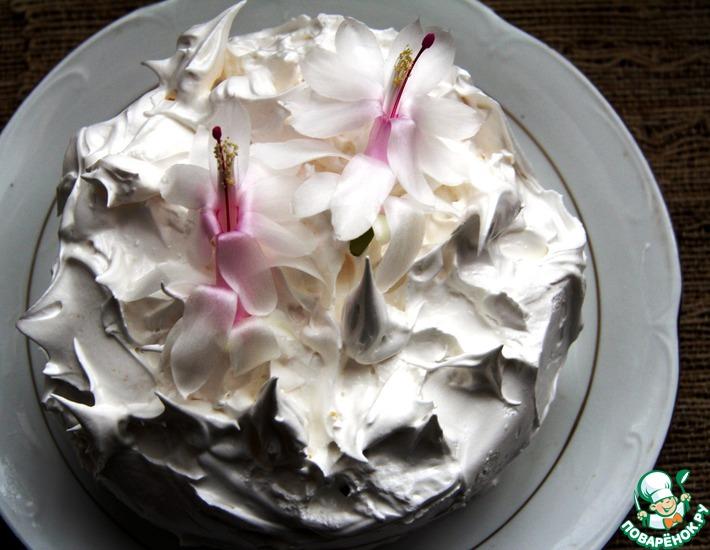 Рецепт: Рисовый торт
