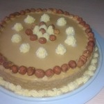 Торт песочный Вальс
