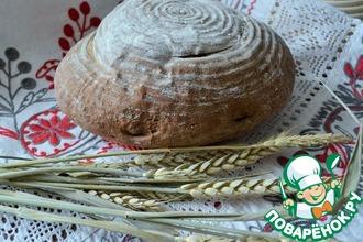 Рецепт: Хлеб коноплянно-овсяный