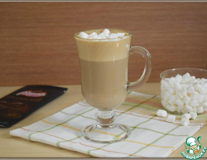 Рецепт: Пушистое какао
