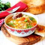 Суп с пшеном Сок оши