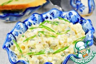 Рецепт: Салат из курицы и пекинской капусты