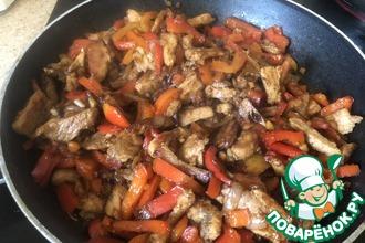 Рецепт: Мясо «Сеул»