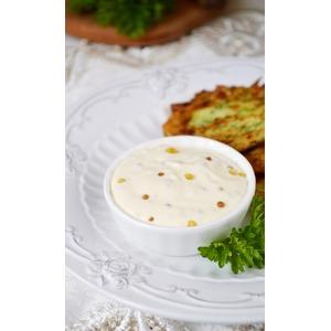 Сметанный соус с горчицей