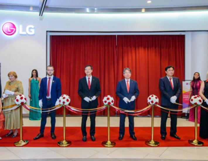 Первый премиальный магазин LG ELECTRONICS: увидеть, попробовать и ощутить инновации