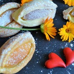 Печенье с абрикосом Поцелуйчик