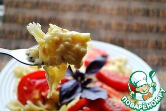 Рецепт: Простой и вкусный сырный соус