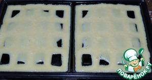 Кукурузные вафли - рецепт с фото на Хлебопечка.ру