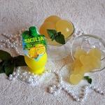 Дынно-лимонный мармелад