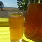Холодный чай с пряными травами