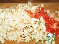 Овощи фаршированные Ассорти ингредиенты