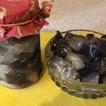 Фальшивые грибы из баклажанов «Пятиминутка»