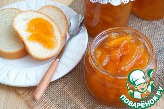 Рецепт: Варенье абрикосовое с корицей