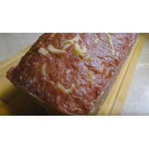 Мясной хлеб лучший высшего сорта