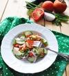 Салат из помидоров и огурцов может навредить здоровью