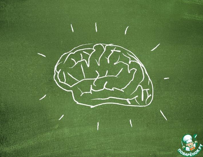 Продукты, которые полезны для мозга