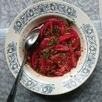 Простейший салат из помидоров