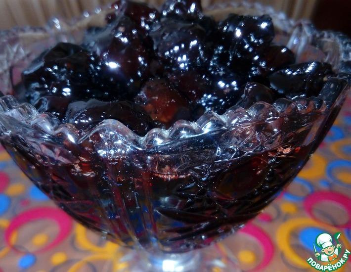 Рецепт: Варенье из вишни и черешни