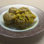 Тефтели из индейки под соусом
