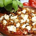 Критская хлебная запеканка