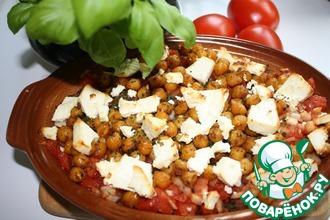 Рецепт: Критская хлебная запеканка