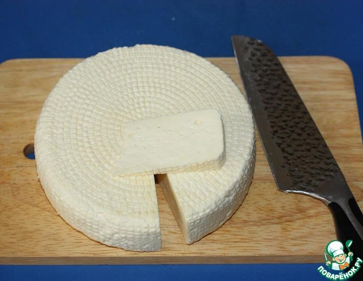 Рецепт: Имеретинский сыр
