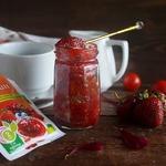 Клубнично-томатный джем