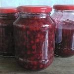 Варенье из красной смородины с желфиксом