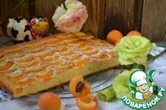 Рецепт: Бубланина с абрикосами