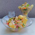 Картофельный салат Сытный
