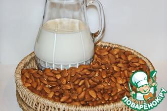 Рецепт: Миндальное молоко и сливки