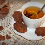 Пряники имбирно-шоколадные