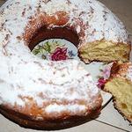 Творожный кекс по ГОСТу – кулинарный рецепт
