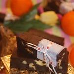 Постная шоколадная халва