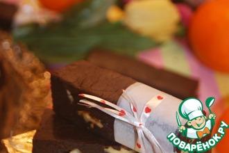Рецепт: Постная шоколадная халва