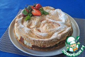 Рецепт: Торт-ватрушка Старая Рига