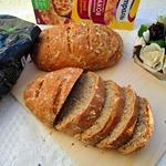 Постный зерновой хлеб