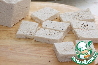 Рецепт: Сыр Тофу домашний