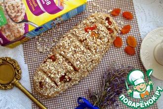 Рецепт: Серый хлеб от Ришара Бертини