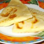 Чуду с картофельным пюре и сыром