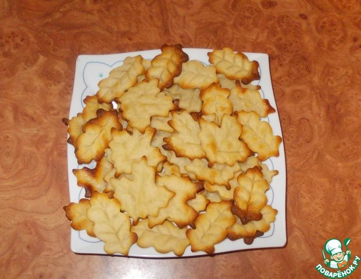 Постное супное печенье