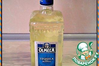 Рецепт: Имбирно-лимонная настойка Скорая