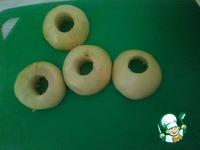 Корзиночки с яблоками ингредиенты