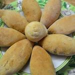 Гречневые пирожки с капустой