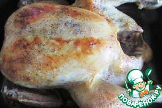 Рецепт: Курица Блюменталя
