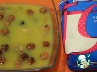Постный пирог без масла и сахара ингредиенты
