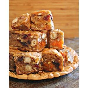 Постный пирог без масла и сахара