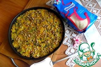 Рецепт: Запечённый овощной драник