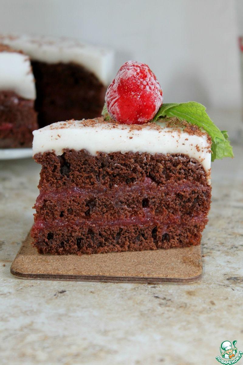 """Постный торт """"Примавера"""""""
